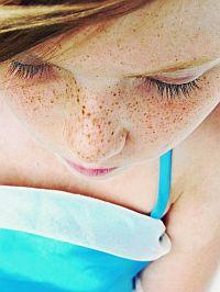 Цвет нашей кожи зависит того, сколько в ней меланина. Если на