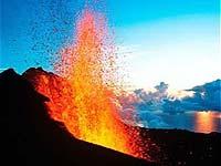 На Дальнем Востоке извергаются сразу три вулкана