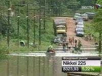 В Бразилии из-за наводнений без крова остались 25 тысяч человек