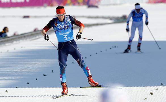 Вылегжанин и Крюков стали вице-чемпионами лыжной гонки в Сочи. 288995.jpeg