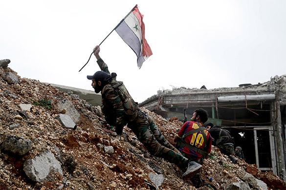 Асад заявил о переломе в сирийской войне