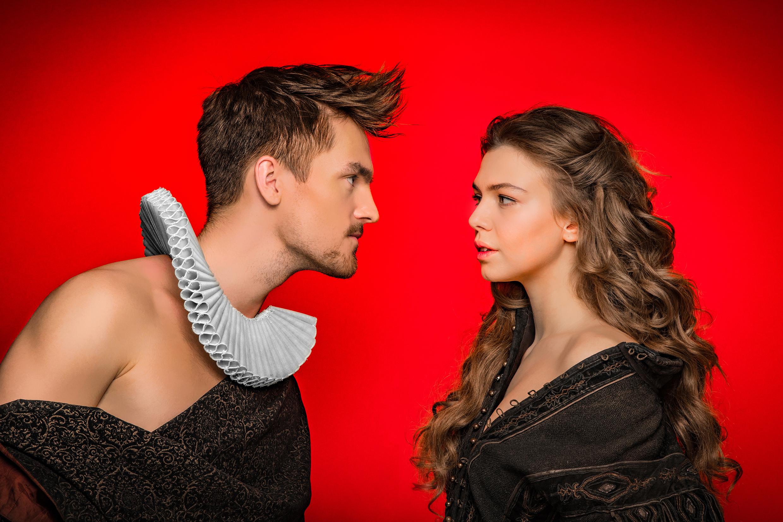 """Влюбленный Шекспир"" по версии Пушкина. 383995.jpeg"