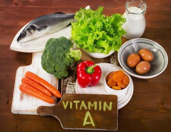 Особенности весеннего питания. витамин А