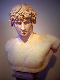 Император Адриан и его любовник Антиной