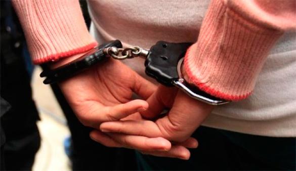 В центре Оттавы арестован подозрительный мужчина.