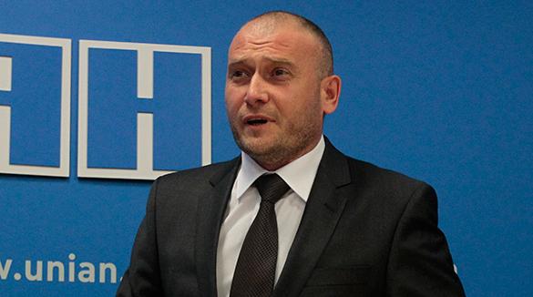 Ярош пообещал море крови на третьем Майдане. Ярош обещает Украине третий Майдан