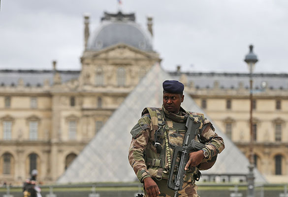 ИГ пригрозило Европе новыми терактами