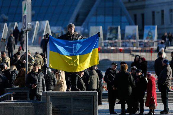 Украинский экономист: Итогом Евромайдана стала безнадежность и н