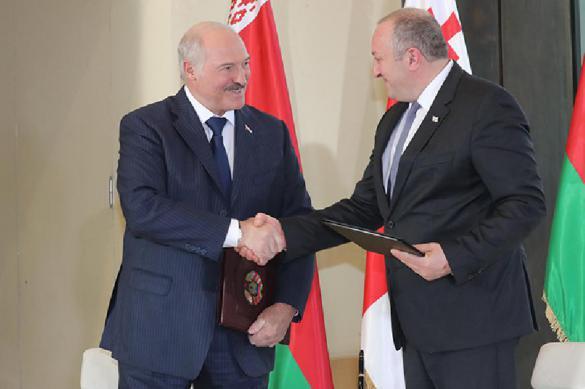 Визит Лукашенко в Грузию: месть Москве за молоко. 384996.jpeg