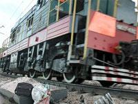 Под Тамбовом поезд столкнулся с локомотивом