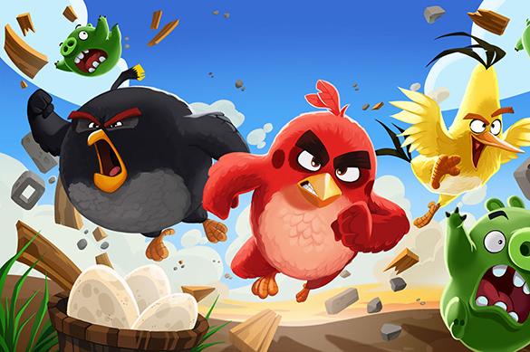 Создатели  Angry Birds оценили себя в 900 млн евро. 375997.jpeg
