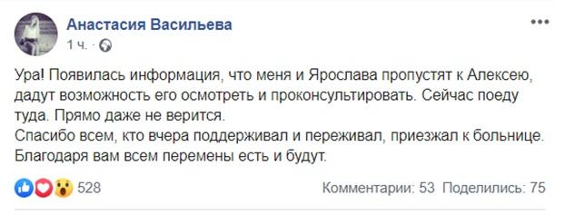 Васильева собирается построить политическую карьеру на «отравлении» Нав. 403997.jpeg