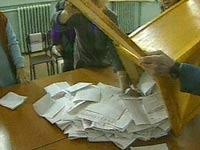В Молдавии пересчитывают голоса избирателей