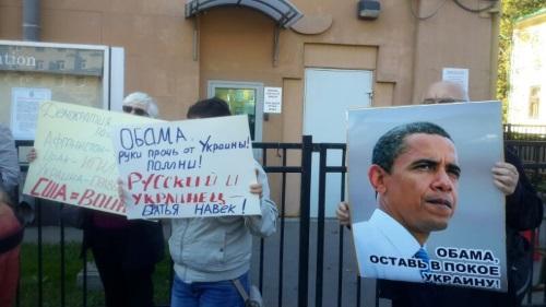 Обаму и Порошенко призвали остановить войну на Украине. 298998.jpeg