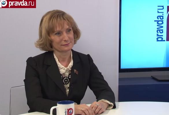Инна Святенко: