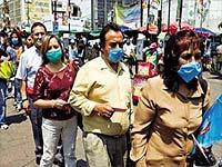 Новый грипп атаковал Святую землю