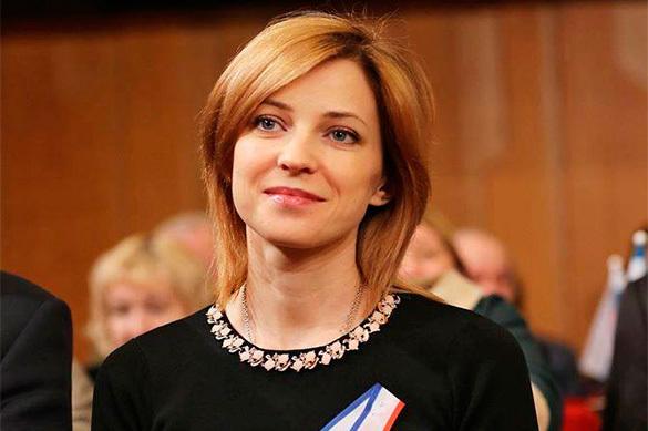 Наталья Поклонская исполнила Мурку. ВИДЕО