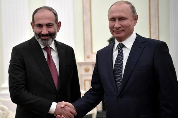 Москва продолжит поставлять оружие в Ереван. 391999.jpeg