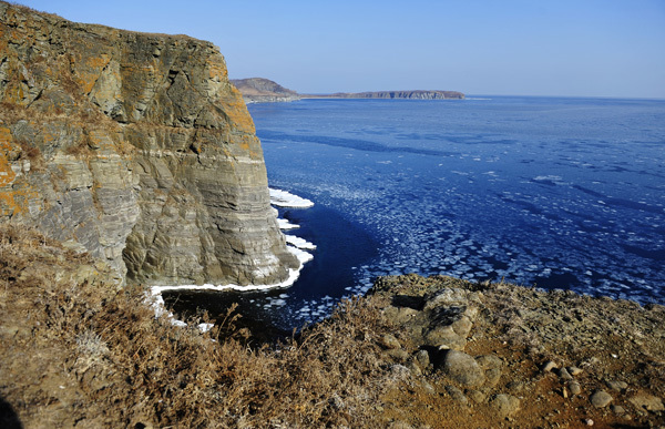 Таинственный остров в заливе Петра Великого