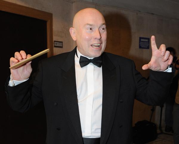 Актер Виктор Сухоруков отмечает юбилей