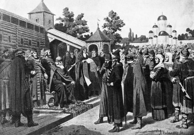8 Великих правителей России. Ярослав Мудрый