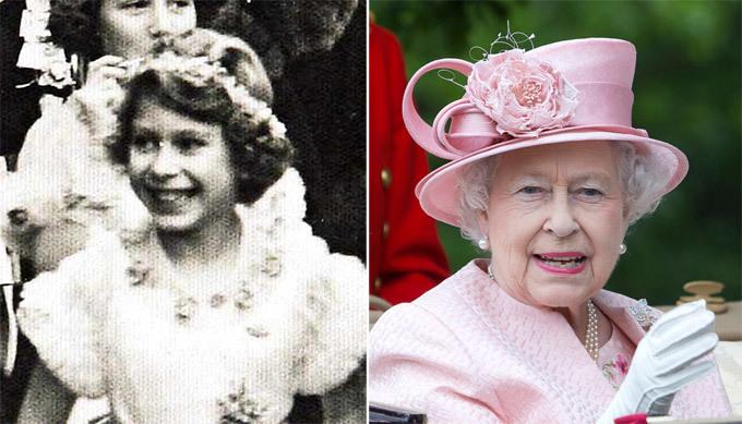 Боже, храни королеву и ее близких!