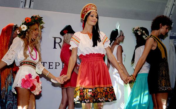 """Национальный финал """"Миссис Вселенная-2012"""""""