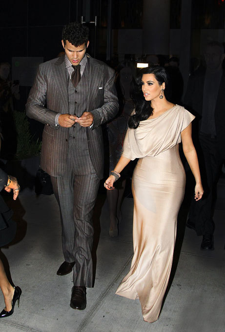 Ким Кардашян разводится после двух месяцев брака