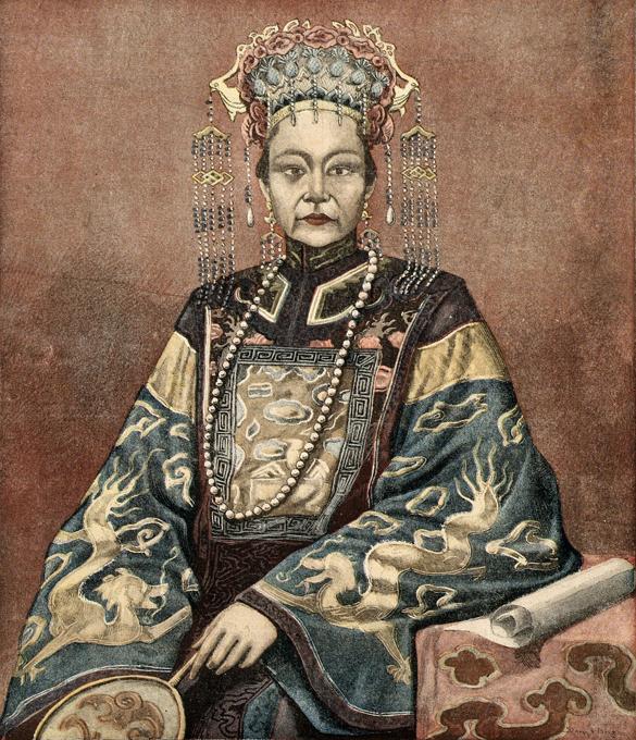 Женщины, которые влияли на ход истории