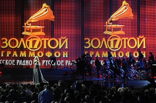 """Премия """"Золотой граммофон-2012"""""""