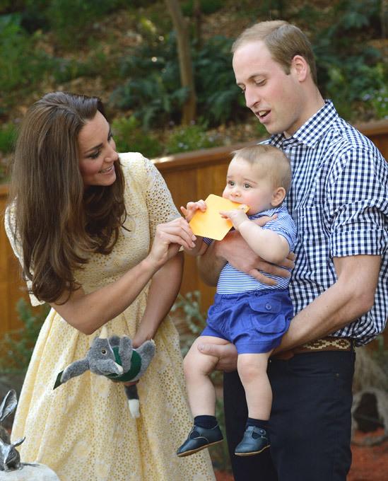 Принц Георг. Дети звезд: слава по наследству