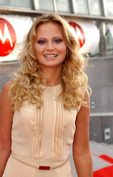 Блондинка российского шоу-бизнеса