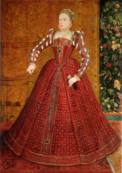 Елизавета I. Королева фей и покровительница пиратов
