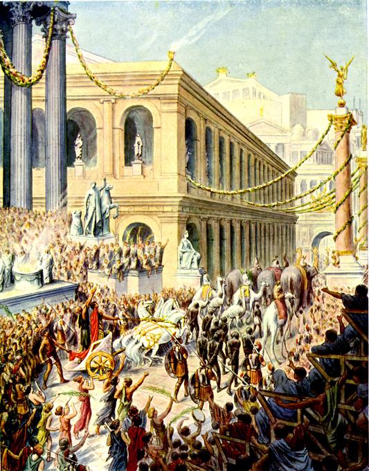 Равный богам Гай Юлий Цезарь