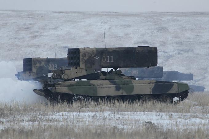Самое разрушительное оружие России