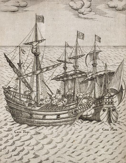 Атаманши океанских просторов. Жанна Де Клиссон