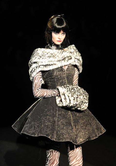 Модная осень 2011. Тренды