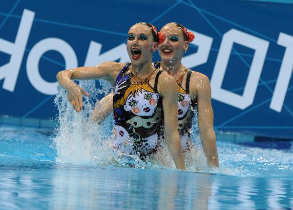 Игры-2012: Россия ворвалась в пятерку лучших