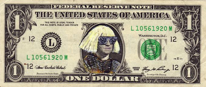 Гага-доллар