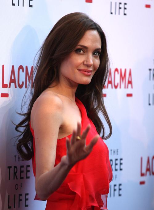 """Анджелина Джоли: """"Я все еще плохая девочка"""""""