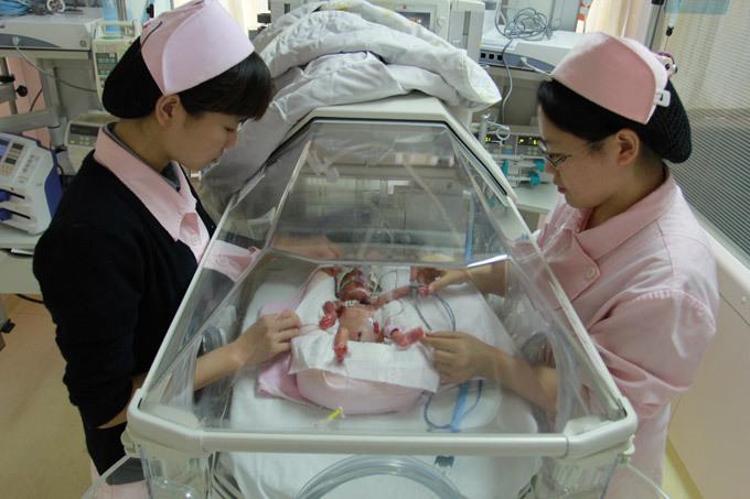680 граммов счастья для семьи из Китая