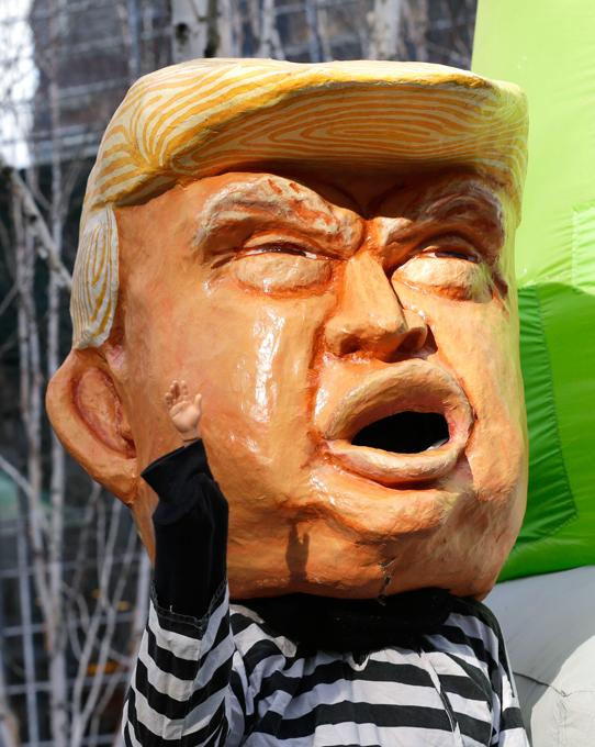 Народное творчество подданных Трампа