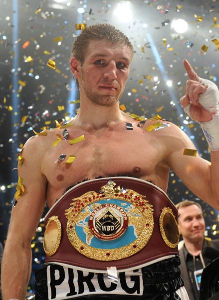 Боксер Дмитрий Пирог защитил звание чемпиона мира