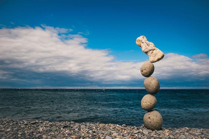 Интересное в мире: Балансирующие скульптуры