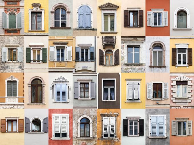 Интересное в мире: О чем говорят окна