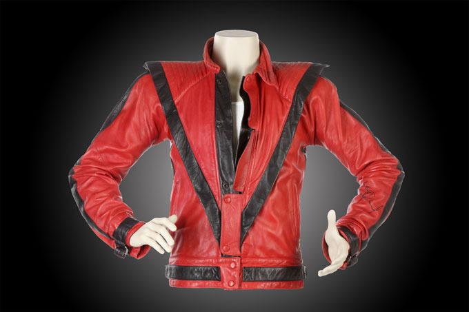 Куртка Майкла Джексона объедет весь мир