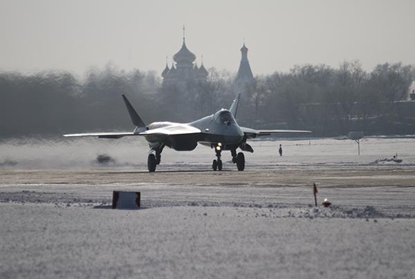Т-50 впервые совершил перелет с Дальнего Востока в Жуковский
