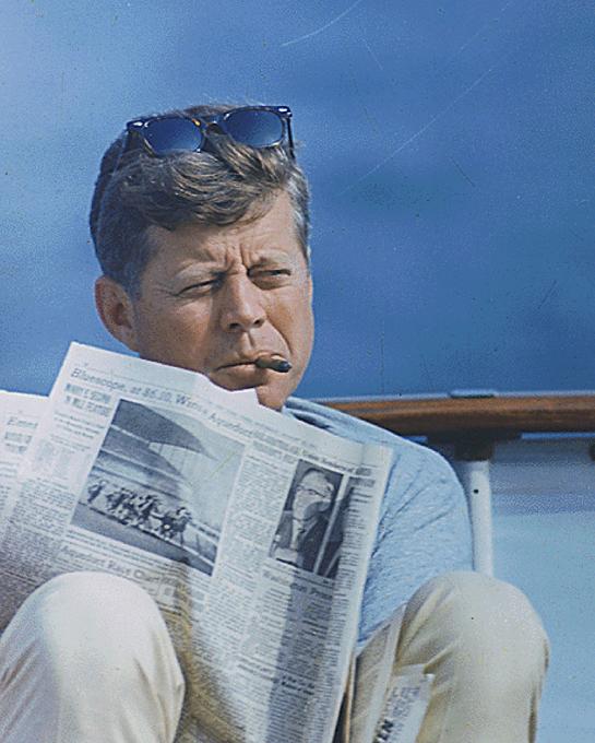 Мы никогда не узнаем, кто убил Кеннеди