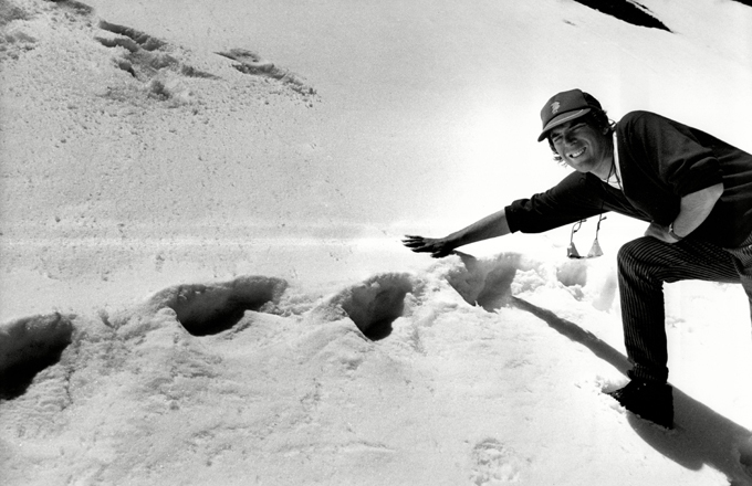 В поисках снежного человека