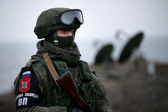 Крым защищен надежно. Проверено!
